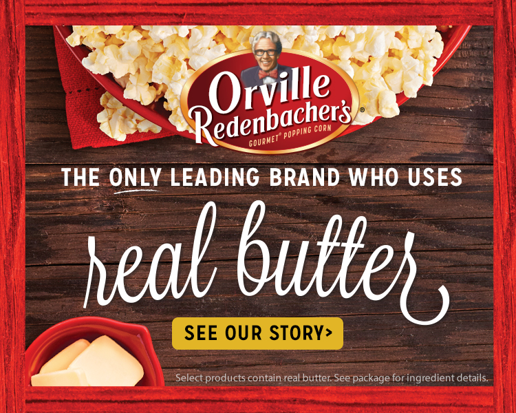 Orville Redenbacher's Real Butter