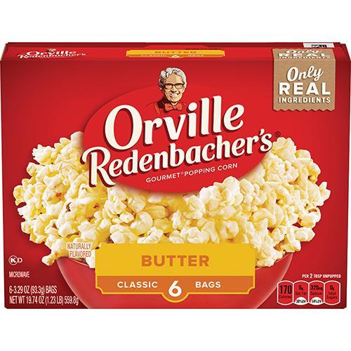 Butter Orville Redenbacher S
