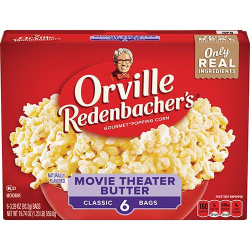 Movie Theater Butter Orville Redenbacher S